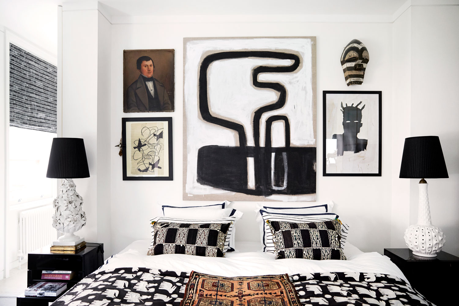 LONDON ONSLOW SQUARE HOME of Malene Birger