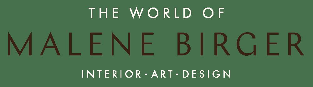 The world of Malene Birger logo